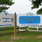 DMEC Site Entrance